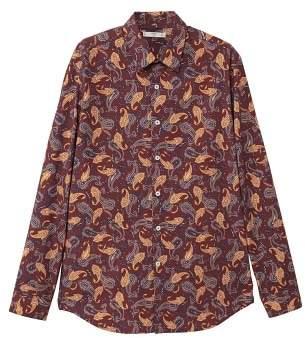 Mango man MANGO MAN Regular-fit paisley print shirt