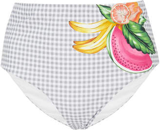 Onia Leah Mixed Fruit Bikini Bottom