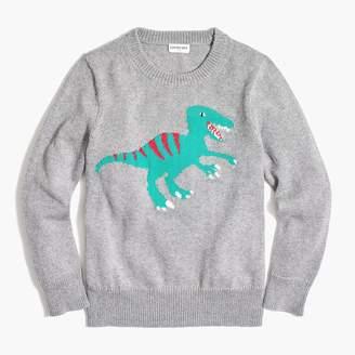 J.Crew Boys' dinosaur sweater