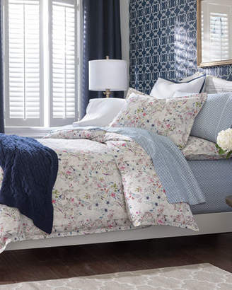 Peacock Alley Chloe Floral Twin Duvet