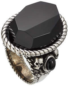 Alexander McQueen Knot Ring