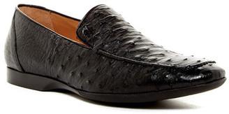 Mezlan Enrique Ostrich Loafer $595 thestylecure.com