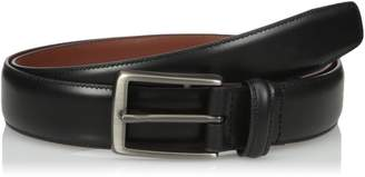 Perry Ellis Men's Portfolio Men's Smooth High Shine Dress Belt