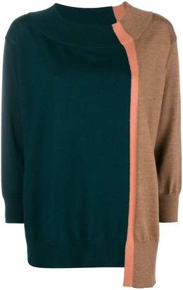 Antonio Marras asymmetric hem jumper