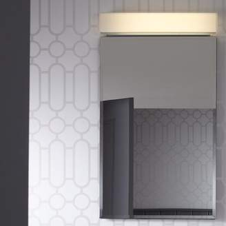 Robern PL Series 15.25'' x 30'' Recessed Framed Medicine Cabinet with 3 Adjustable Shelves