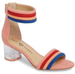 Katy Perry Tube Strap Sandal