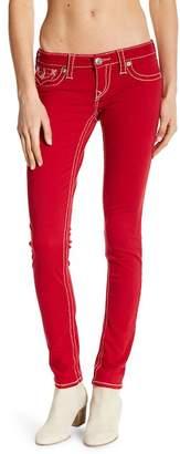 True Religion Big T Flap Pocket Skinny Jeans