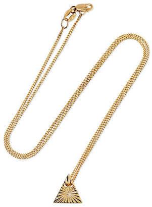 Aether Natasha Schweitzer Element 9-karat Gold Necklace - one size