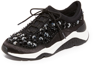 Ash Muse Beads Sneakers $245 thestylecure.com