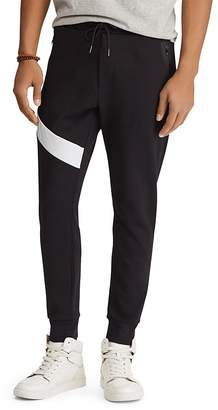 Polo Ralph Lauren Polo Striped Active Fit Double-Knit Jogger Pants