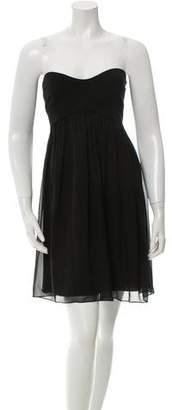 Diane von Furstenberg Asti Short Silk Dress w/ Tags