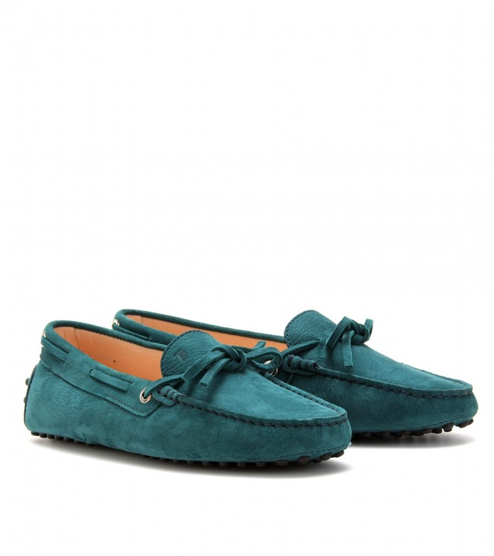 Tod's HEAVEN NEW LACCETTO LOAFERS