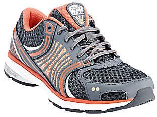 Ryka Leather & Mesh Lace-up RunningSneakers - Kora