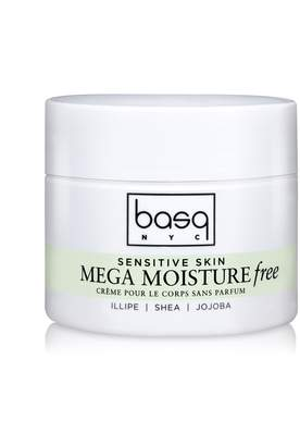 A Pea in the Pod Basq Mega Moisture Illipe Scent Free Cream