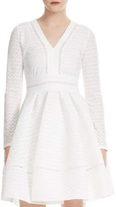 Maje Rossignol Lace Dress