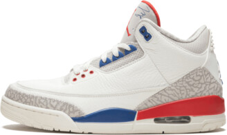Jordan Air 3 Retro 'International Flight' Shoes - Size 8