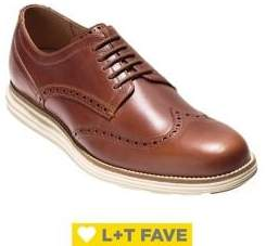 Cole Haan Original Grand Shortwing Leather Oxfords