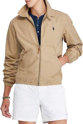 Polo Ralph Lauren Cotton Poplin Jacket