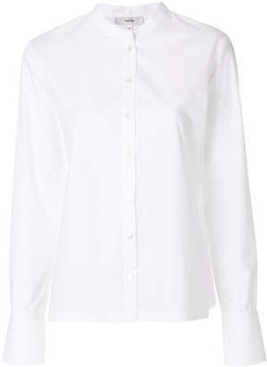 Mauro Grifoni mandarin-collar shirt