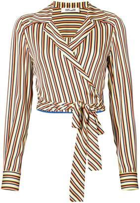 28c6e4e0df20f Diane von Furstenberg Yellow Tops For Women - ShopStyle Canada