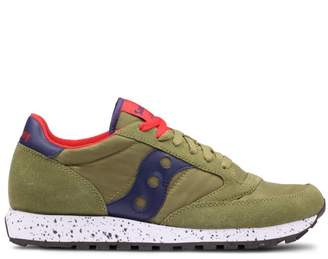 Saucony Jazz O Green/blue