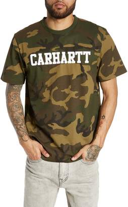 Carhartt Work In Progress College T-Shirt