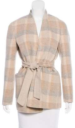 Max Mara Short Wool Coat w/ Tags
