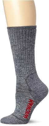 Wigwam Women's Merino Wool Lite Hiker Crew Sock