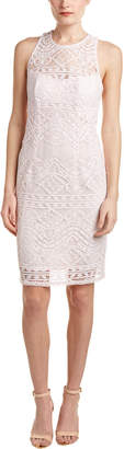 Nanette Lepore Antique Lace Shift Dress