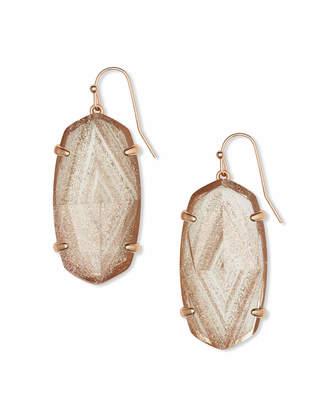 Kendra Scott Esme Drop Earrings in Rose Gold