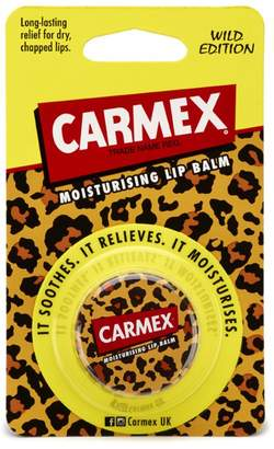 Carmex wild limited edition lip balm pot