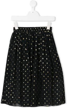 Stella McCartney TEEN confetti tulle skirt