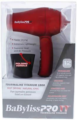 Babyliss Tt Tourmaline Titanium Travel Hair Dryer Model #Babtt053t