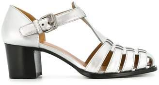 Church's metallic strappy sandals