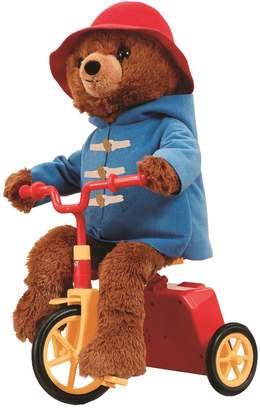 Paddington Bear Cycling Paddington Figure