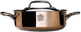 Debuyer De Buyer de Buyer Prima Matera Copper Saute Pan with 2 Handles