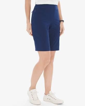 Chico's Chicos UPF Neema Knit-Waist Shorts