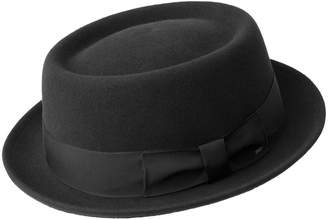 Bailey Hats Darron Wool Pork Pie Hat
