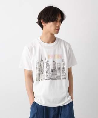 RAGEBLUE (レイジブルー) - 【FRUIT OF THE LOOM】手書き風プリントTシャツ