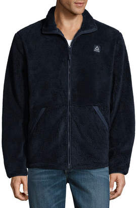 Reebok CANADA WEATHER GEAR Men's Full Zip Fleece Jacket