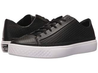 84c77babf268 Free Shipping  50+ at 6pm.com · Converse Chuck Taylor All Star Modern  Perforated Leather Shoes