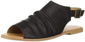 Qupid Women's Mule Sandal Heeled