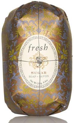 Fresh Full-Size Sugar Oval Soap Bar