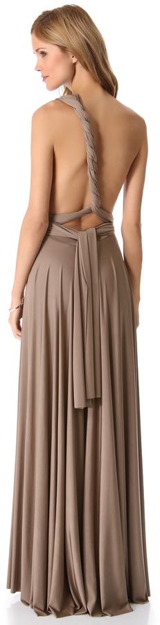Twobirds Convertible Maxi Dress