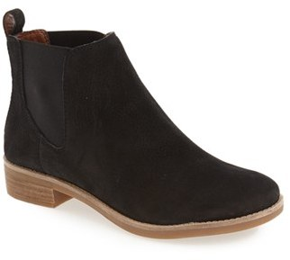 Lucky Brand 'Noahh' Chelsea Boot (Women) $128.95 thestylecure.com