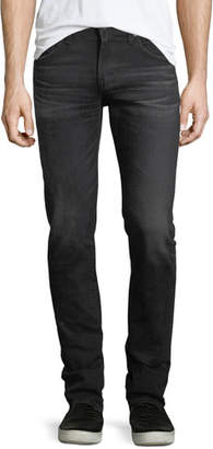 AG Adriano Goldschmied Matchbox 4-Year Down Wash Slim-Straight Jeans