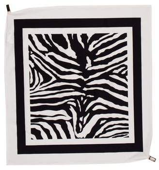 Dolce & Gabbana Printed Stretch Scarf