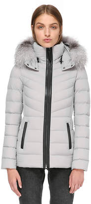 Mackage PATTI-X LIGHTWEIGHT DOWN JACKET WITH HOOD