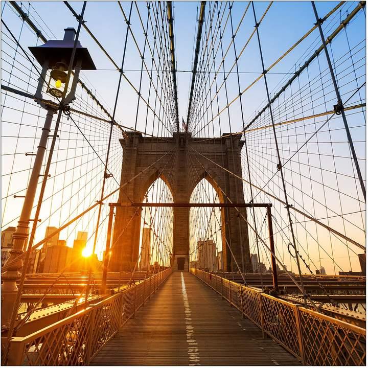 Pro Art Floatglasbild Welcome To New York