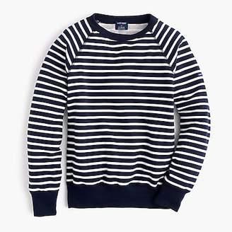 J.Crew Saint James® for striped sweatshirt